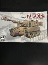AFV-CLUB 1/35 M109A6 Howitzer PALADIN 1:35 AF35248