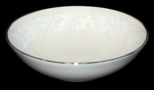 Gorham China Bridal Bouquet Small Berry / Fruit / Dessert Bowl - SUPER NICE