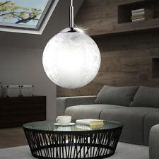 couvrir Luminaire Plafond Lampe suspendue ø 25 cm salon salon Flora Motif Blanc