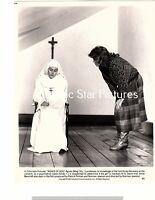 A507 Meg Tilly Jane Fonda Anne Bancroft Agnes of God 1985 lot of 2 photos