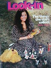 LOOK-IN MAGAZINE 3RD APRIL 1971 - CHERYL BURFIELD - ANITA HARRIS