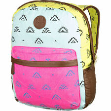 NEW* Billabong BAG TOTE STUDENT BACKPACK Laptop Sleeve Neon Fashion Matters