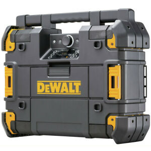 DEWALT Portable Bluetooth Radio with Charger DWST17510 New