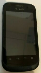 READ FIRST ZTE V768 Concord Blue T-Mobile Fast Shipping Good Used