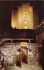 MILLER HIGH LIFE BEER BREWERY STOCKHOUSE F~ADVERT POSTCARD 1963 EASY LIFE PSTMK