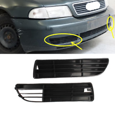 Fit For AUDI A4 B5 1996-1998 Left+Right Front Bumper Grille Bracket Cover Grill