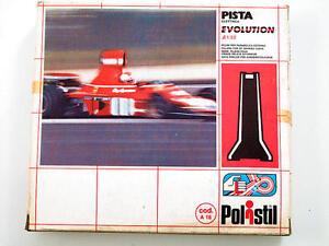Polistil Evolution 1 :3 2 Pilones Parabólica Exterior A18 Vintage Modelismo