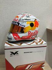 1/2 scale helmet Max Verstappen 2021