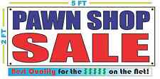 PAWN SHOP SALE Banner Sign NEW Size Best Quality for the $