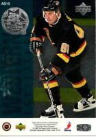 1995-96 Upper Deck NHL All-Stars #AS10 Cam Neely / Alexander Mogilny