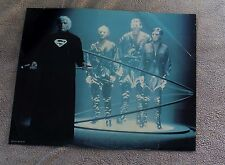 Superman Movie 1 1978 Jor El Marlon Brando General ZOD RARE P&G PROMO Poster VG.