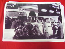 1958 FORD ASSEMBLY LINE   11 X 17  PHOTO   PICTURE