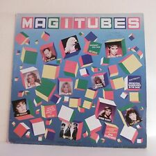 "33T MAGITUBES Vinyle LP 12"" NOMI CARNES EASTON SHEILA JAYNE NILSSON STRAY CATS"