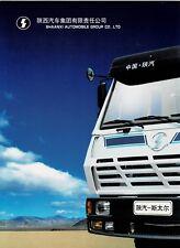 Shaanqi Sitaier (STEYR) SX1261-SX5323 truck_made in China_2003 Prospekt Brochure