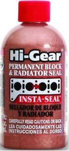 ENGINE BLOCK HEAD GASKET REPAIR INSTA SEAL RADIATOR SEALER PETROL AND  DIESEL