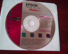 CD EPSON Stylus Photo750 PhotoLab PhotoMax PhotoBase ArcSoft Photo750 printer