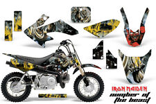 Dirt Bike Decal Graphic Kit MX Sticker Wrap For Honda CRF50 2014-2018 IM NOTB