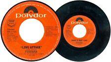 Philippines FERRARA Love Attack 45 rpm Record