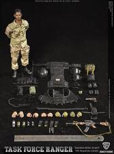 1:12 Crazy Figure LW005 Rangers Task Force 1993 6'' Solider Action Figure Model