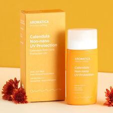Aromatica Calendula Non-Nano UV Protection 70g Spf30 Pa+++ New Organic Sunscreen