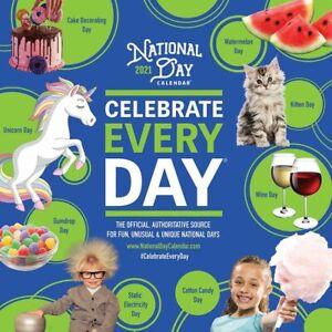 National Day Wall Calendar