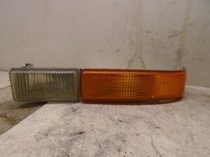98-05 Chevy Blazer S10 Jimmy Sonoma Left Side Corner Marker Light With Fog Light