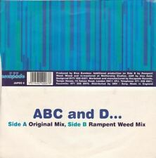 "ABC & D 7"" (UK 1994) : Blue Bamboo"