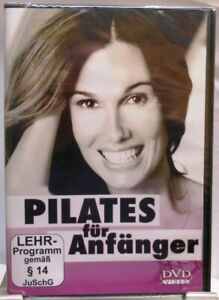 PILATES - für ANFÄNGER + DVD + Modernes Fitness Training + Einfach und effektiv