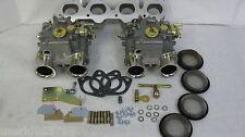 VW  TWIN GENUINE  WEBER  40 DCOE CONVERSION ~ 16V ENGINE GOLF  JETTA SCIROCCO