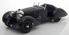 1:18 KK-Scale Mercedes SSK Count Trossi Black Prince 1930