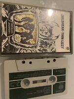 Thin Lizzy ‎– Jailbreak - Vertigo - 7138 075 - Cassette Album - Tested