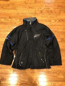 Vintage Washington CapitalsNHL Hockey CCM  Lined Jacket Coat L