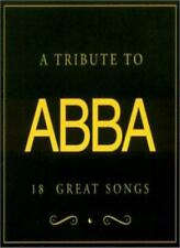 A Tribute To Abba. 5014293656528.