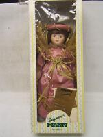 "Seymour Mann Porcelain Doll ""Angel"" Collector's Guild COA EUC Original Box"