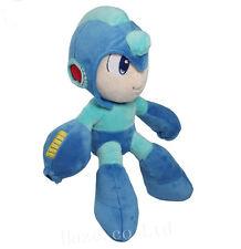 "New Official 7/"" Mega Man 10 Plush Stuffed Doll GE-8982 Megaman Series"