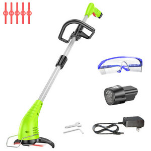 Weed Eater Electric Grass Trimmer Mower Portable Electric Edger Lawn Grass New