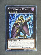Steelswarm Roach CT09 Secret Rare - limited ed - Yugioh Cards #2QB