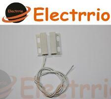 EL0470 INTERRUPTOR SENSOR MAGNETICO Puertas Ventanas MC-38 NC Bucle Cerr. alarma