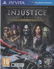 Injustice Gods Among Us (Ultimate Edition) - PS Vita