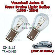 High Power Reverse Light Bulbs For Vauxhall Opel Astra MK4 G Convertible 01-05