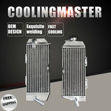 For Yamaha WR450F YZ450F 2003-2005 04 Aluminum Radiator A Pair 2Rows
