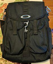 Oakley Tactical Field Gear Vertical Ballistic Laptop Messenger Bag Red Code