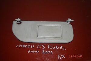 ALETTA PARASOLE DX CITROEN C3 PLURIEL 2004