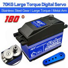 SPTZOHV180W 70KG 180° Metal Steering Gear Torque Digital Servo for 1:5 RC Car US