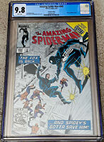 Amazing Spider-Man #265 CGC 9.8 (1992) 2nd Printing 1st Silver Sable MARVEL NM+