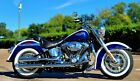 2007 Harley-Davidson Softail  2007 Harley-Davidson Softail Deluxe - Great Color - Only 8,377 miles!