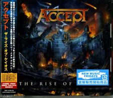 ACCEPT-THE RISE OF CHAOS-JAPAN CD F56