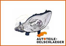 Scheinwerfer links Peugeot 107 Bj. 05-