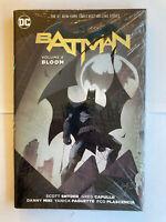 Batman Vol 9: Bloom - DC Comics New 52 Hardcover Graphic Novel NEW & UNOPENED!