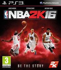NBA 2K16 PS3 Neuf Scellé